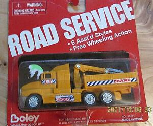Road Dervice  Construction Crane