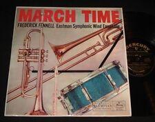 Excellent (EX) Military Music Vinyl Records