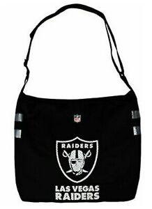 NFL Oakland Raiders Jersey Tote Bag Shoulder Bag