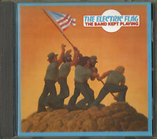 The Electric Flag - The Band kept Playing - CD Wounded Bird Rec. WOU 8112 Mint