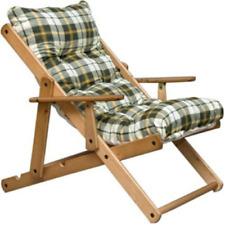 Sedie Sdraio Legno Con Braccioli.Sedie Da Esterno Sdraio In Legno Acquisti Online Su Ebay