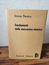 Perche Fondamenti Della Mécanique Nucléaire Zanichelli 1971
