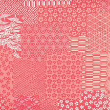 Red Crane Japanese Gift Wrap