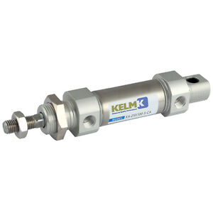 Air Pneumatic Cylinder Ram Double Acting 50mm Stroke 12mm Bore