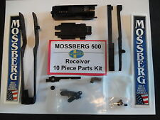 MOSSBERG 500A 12GA 10pc COMPLETE RECEIVER PARTS KIT 40%+ OFF Was $295 Now $175!