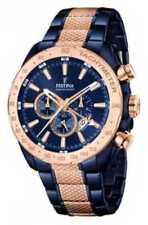 Relojes de pulsera Chrono usos horarios de hombre