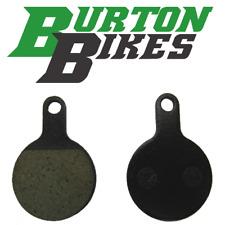 Tektro IOX organic disc brake pads, Novela, Lyra, 1 pair