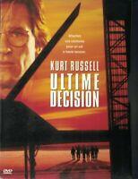 DVD ULTIME DECISION KURT RUSSELL
