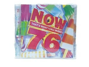 NOW THAT'S WHAT I CALL MUSIC 76 - 2 DISC CD ALBUM 2010