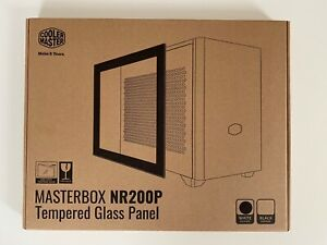 Cooler Master Masterbox NR200P TG (Tempered Glass) Panel Only - White Edition