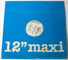 """Philippines RIGHT SAID FRED Wonderman SEALED 12"""" EP PROMO Record"""