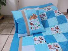 Klopfer Patchwork Taggy Weich Babydecke Personalisiert Bettausstattung Kuscheldecken