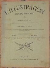 L'ILLUSTRATION 11 MAI 1901 MONT VENTOUX ALGERIA BORSA NEW YORK STOCK EXCHANGE
