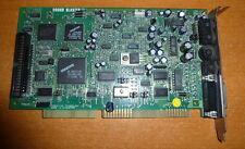 Tarjeta de sonido Creative Labs Sound Blaster PRO 2  CT1600. ISA 16 bits