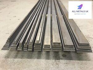 Metric Flats 20x 3mm to 50 mm x 40mm various lens 080A15//EN 3B Bright Mild Steel