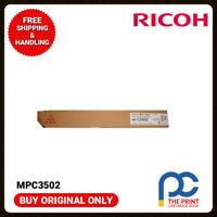 New & Original RICOH Aficio MP C3002 MP C3502 Magenta Toner Cartridge 841665