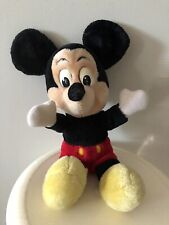 New listing Vintage Mickey Mouse Disneyland Walt Disney World Soft Stuffed Plush Toy 30cm