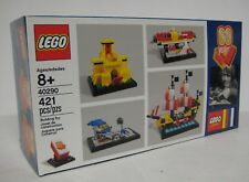LEGO 40290 ~60 Years of the Brick~ NEW SEALED Box Anniversary Set Promo IN HAND