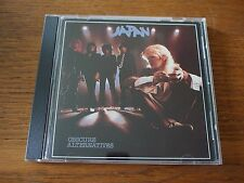 JAPAN Obscure Alternatives 1994 CD Album Classic Synth New Wave CAROL 1202-2