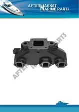 Exhaust manifold for Mercruiser V6 Dry Joint 4.3 2003- UP rplc: 864612T01