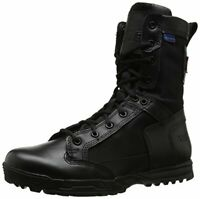 5.11 Tactical Skyweight Waterproof Side Zip Boot, Black, Size 10.5 ff79
