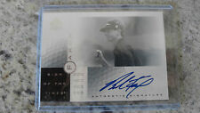 2001 SP Authentic Brad Faxon On Card Auto