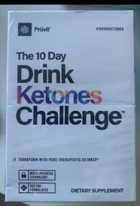 💥NEW LOWER PRICE * KETONES 10 DAY CHALLENGE* 20 SACHETS 💥APRIL MADNESS