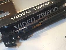 Camlink CLT-10 Camera Video Tripod CLT10 In Box With Quick Release