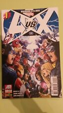 comics Avengers vs X-Men n°1 couverture 1/2