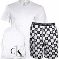Black Details about  /Lyle /& Scott T-Shirt /& Lounge Shorts Jersey Men/'s Pyjama Set