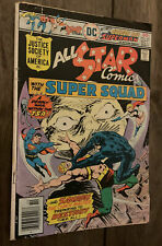 All-Star Comics # 62 1976 Power Girl The Justice Society of America