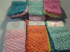 Wholesale 36 pcs Girls  Crochet Headband With 6 inch