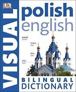 Polish-English Bilingual Visual Dictionary (DK) by Dk Book The Cheap Fast Free
