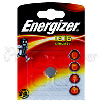 1 x Energizer Lithium CR1216 battery 3V Coin Cell DL1216 KRC1216 BR1216