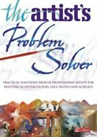 The Artist's Problem Solver by Artist Magazine, The Hardback Book The Fast Free