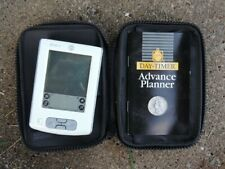 One Zire21 Zire 21 palm pilot advance planner white R31480 Texas Instruments Ti