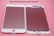 iPhone 7 Plus Bianco Vetro Schermo, Cornice, Film Oca, Polarizzatore Installati