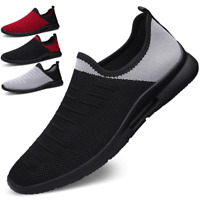 Mens Running Walking Shoes Athletic Fashion Tennis Non-slip Gym Leisure Sneakers