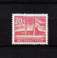 GERMANY BERLIN 1953 - OLYMPIA STADIUM VF STAMP, Mi. Nr. 113