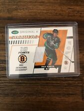 03-04 parkhurst original 6 vs boston paul kariya