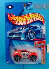 C640 HOT WHEELS 2004 COLLECTOR#54 TOONED MITSUBISHI PAJERO EVOLUTION NEW ON CARD