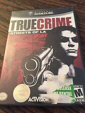 True Crime: Streets of L.A. (Nintendo GameCube, 2003) NG7