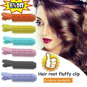 2Pc Volumizing Hair Root Clips Curler Roller Wave Fluffy Clip Styling Tool