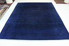 Exclusiv Vintage fein Edel Lapislazuli  Perser Teppich Orientteppich 3,96 X 3,12
