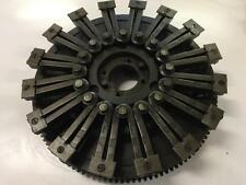 1926 1927 FORD MODEL T FLYWHEEL RING GEAR & MAGNETS FORD SCRIPT FOR RESTORE