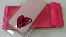 Authentic Victoria's Secret IPHONE 4 4S I Phone hardshell case - Pink Heart Logo