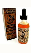 Honest Amish - Premium Beard Care Oil - Hand Crafted in the USA ,2 Ounce