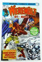 Marvel WEREWOLF BY NIGHT (1976) #37 Key 3rd MOON KNIGHT App FN+ (6.5) Ships FREE