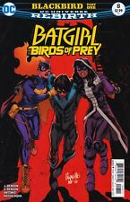 BATGIRL AND THE BIRDS OF PREY (2016) #8 - DC Universe Rebirth - New Bagged