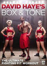 David Hayes Box & Tone DVD R0 PAL